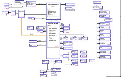 MS-16K3-MS-17B3 MS-16K31 MS-17B31 RE V1.0 Schematic