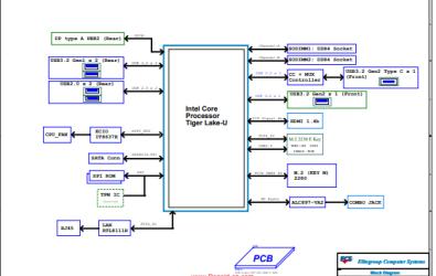 ECS TGLU-AS V 1.2 Schematics