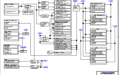 Foxconn H61MXL-K Schematics